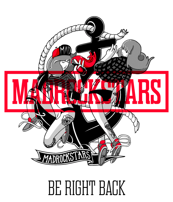 MADROCKSTARS is Coming!